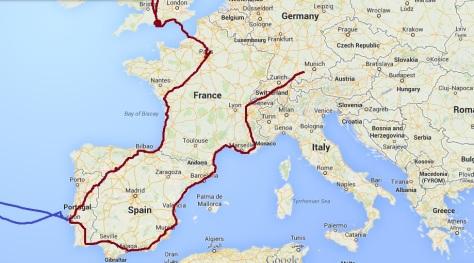 Wilson EU Tour