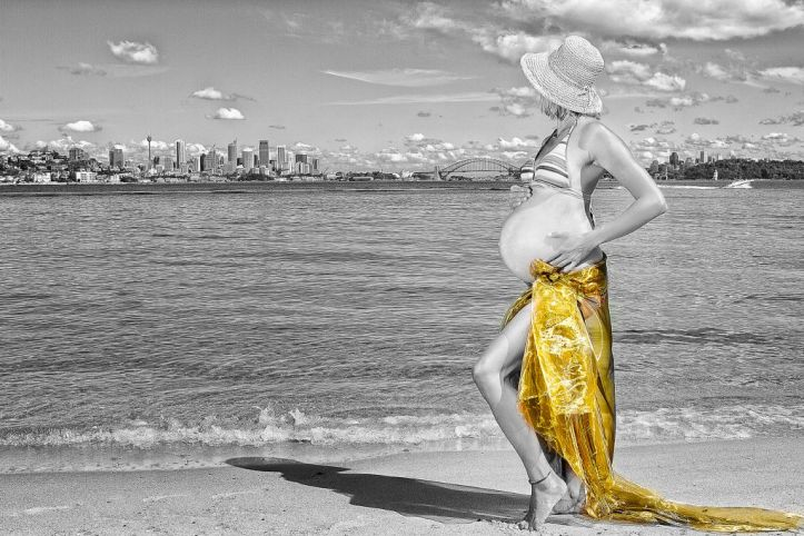 Pregnant Sydney_39