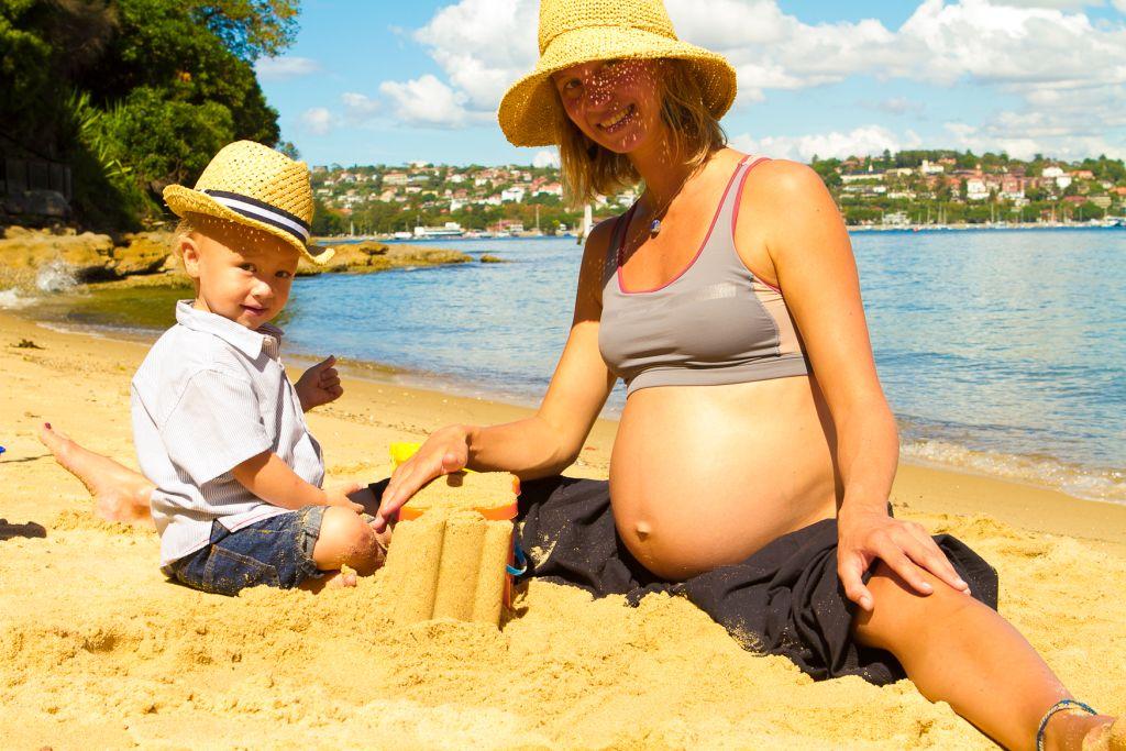 Sandcastle w Mum_40