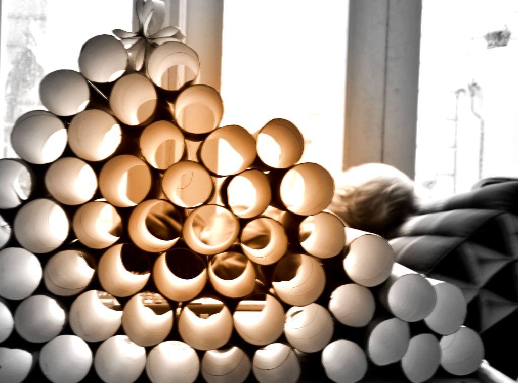 Toilett Paper Rolls - Chai