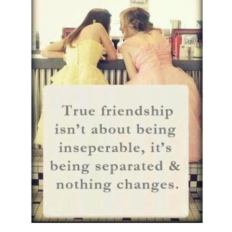 ture friendship