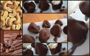 Raw Pralines - a treat in the midst of moving chaos