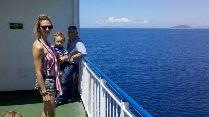 Ferry Brindisi Patras 1