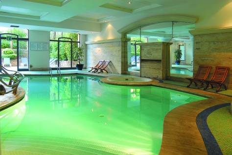 35. INDOOR POOL