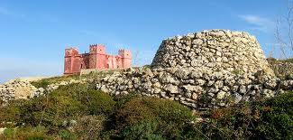 Mellieha castle