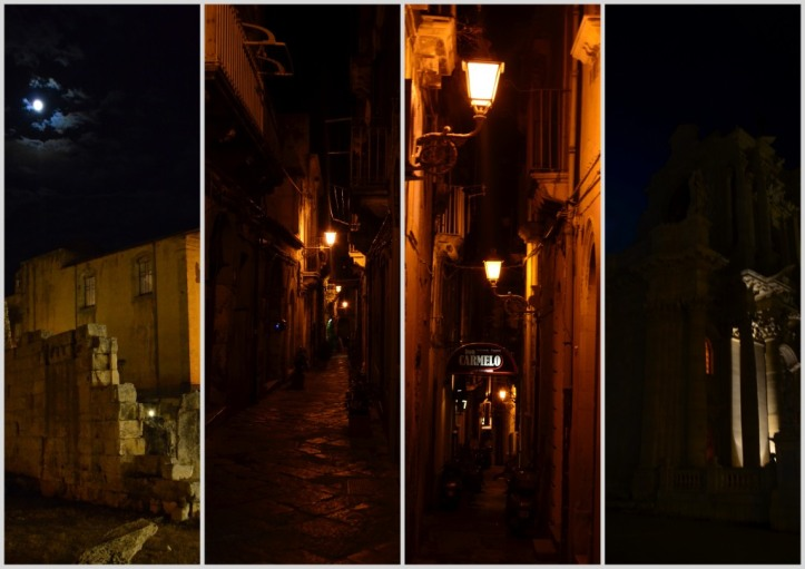 Siracusa by night