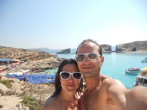 Arrival in Malta 2011