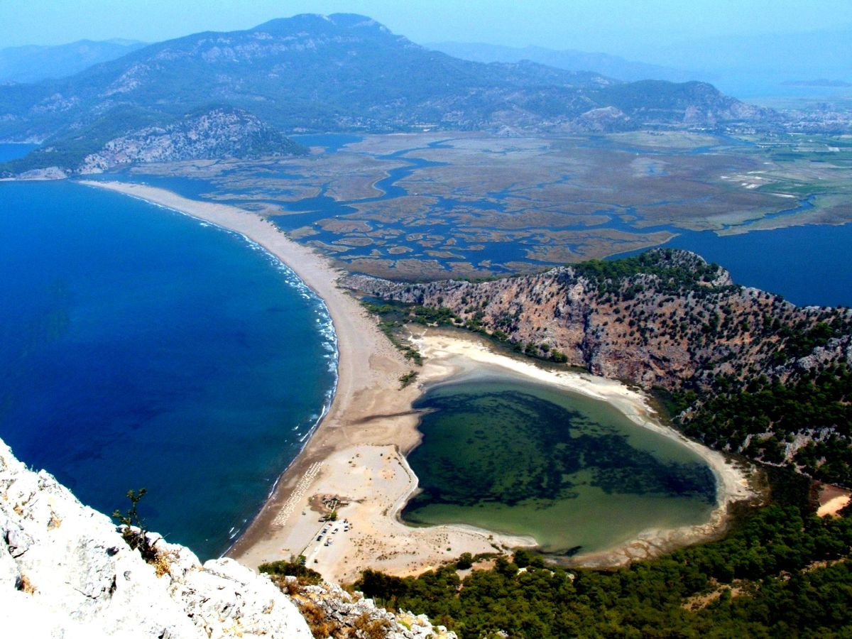 29June-6July'15 Yoga&Nature in Turkey's Dalyan Delta