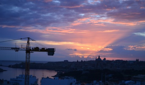 Valetta sunrise_146