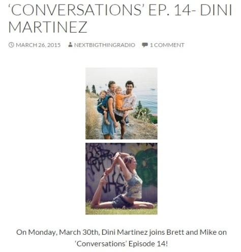 NextBigThing Radio Interview_SailingYogaFamily