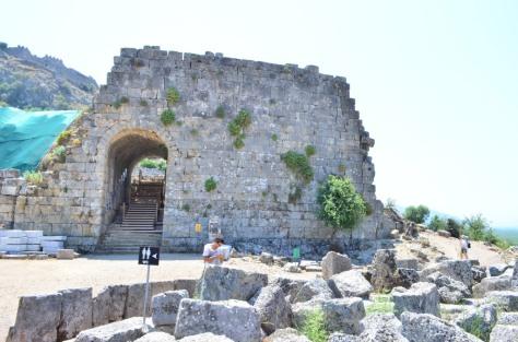 Caunos Ruins_160