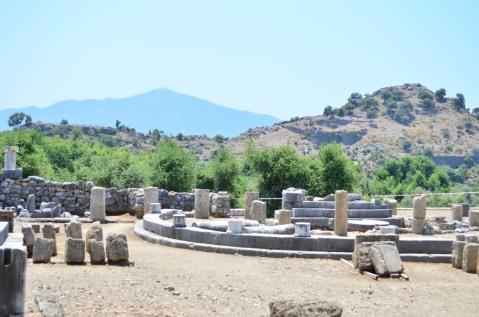 Caunos Ruins_170