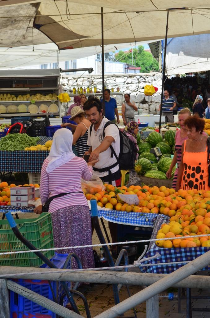 Fethiye Markets_266