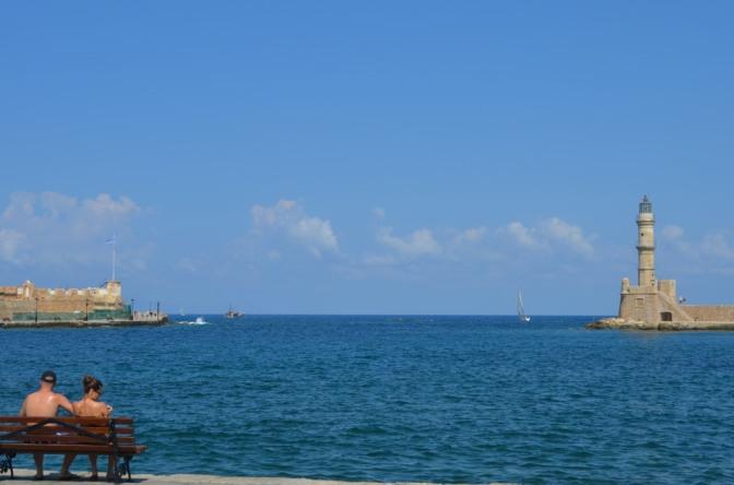 Passage Notes: Crete to Malta, Day 0