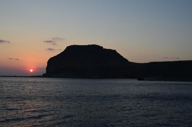 Passage Notes: Crete to Malta, Day 1