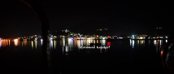 Liveaboard Kayaker