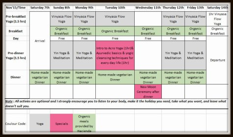 Schedule_Tenerife_Yoga_Pic