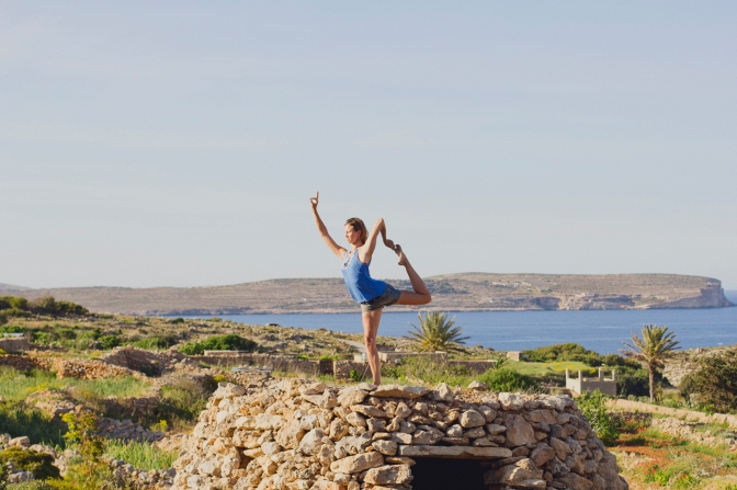 More Yoga Master-Classes in Malta: 24&25 Sept'15