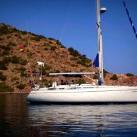 Sturdy, comfortable blue-water cruiser for sale