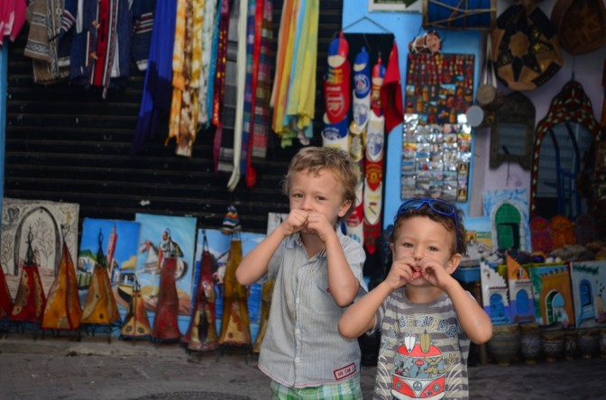 Top tips for travelling with toddlers
