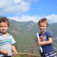 Teaching global citizens at home: Chasing Butterflies