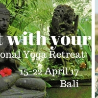 Bali Yoga Retreat April'17 - Bliss & Transformation