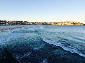 Bondi Beach Sunset