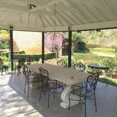 Sacred Garden Outdoor Dining