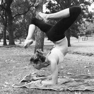 Scorption Pose_Dini Martinez Yoga